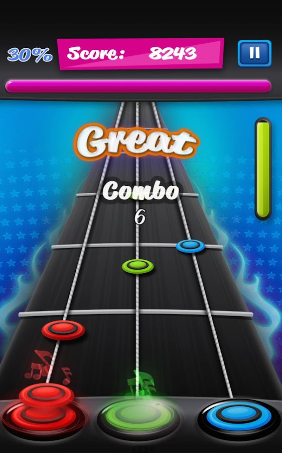 Rock Hero - screenshot