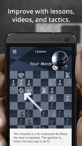 Chess u00b7 Play & Learn  screenshots 3