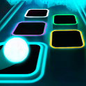 Roxanne - The Police Tiles Neon Jump icon