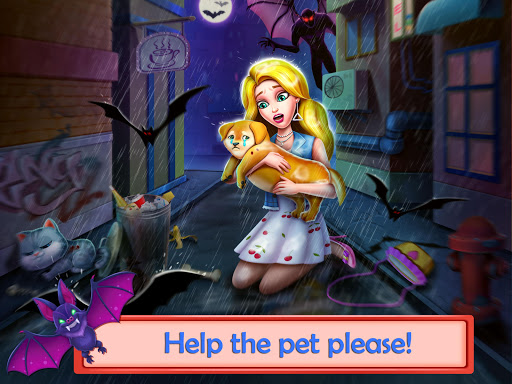 Vampire Love 1-Vampire Girl Rescue Pets 1.2 screenshots 1