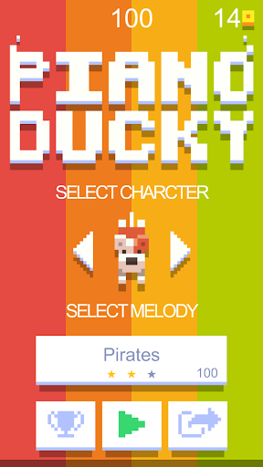 玩免費音樂APP|下載Piano Ducky app不用錢|硬是要APP
