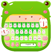 Cute Pets 2D Keyboard theme
