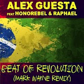 Beat of Revolution (Essa Nega Sem Sandália) (Mark Wayne Remix)