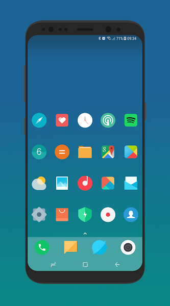 MIUI 9 - Icon Pack- screenshot