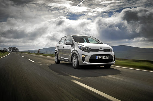 The new Kia Picanto is packed full of features.