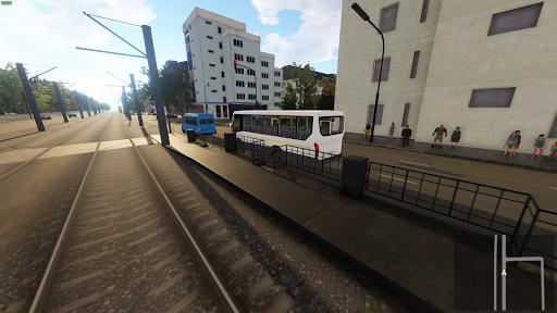 Proton Ultra Bus Driving Simulator 2020 android2mod screenshots 8