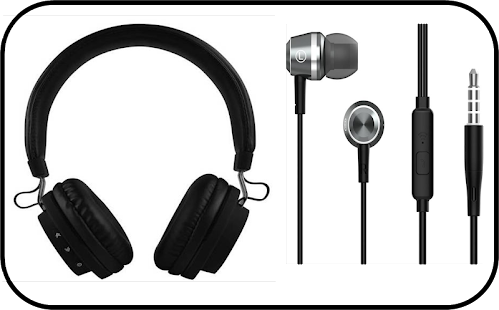 Headsets and HeadPhones - náhled
