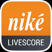 Nike - Livescore