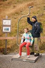 Photo: Stará lanovka se staršími turisty