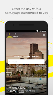 YP Yellow Pages Canada- screenshot thumbnail