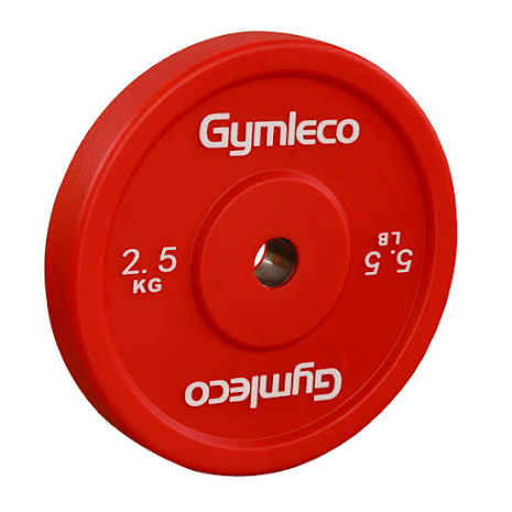 Teknikvikt 2,5 kg (50 mm Ø), Gymleco