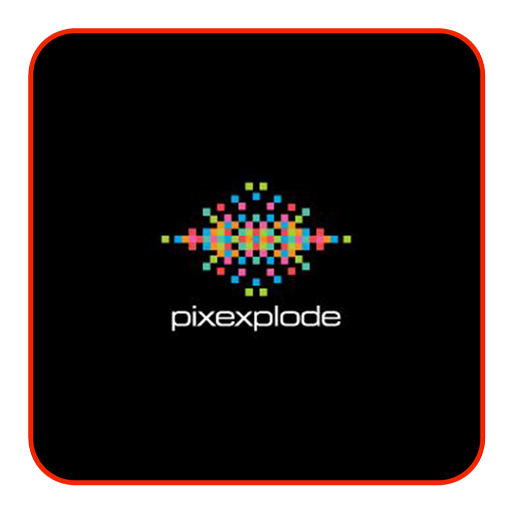 Pixel Art Photo Editor Stylish Explosion Effects