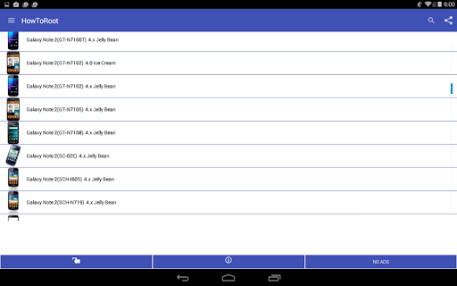 Root Android all devices apk screenshot 9