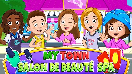 Télécharger My Town : Beauty Spa Saloon APK MOD (Astuce) screenshots 1