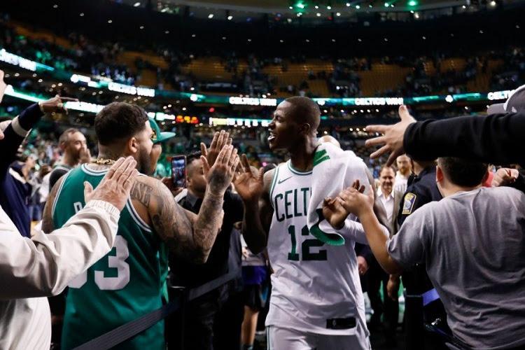 🎥 Boston plaatst zich voor volgende ronde, ook Golden State en Toronto dicht bij kwalificatie