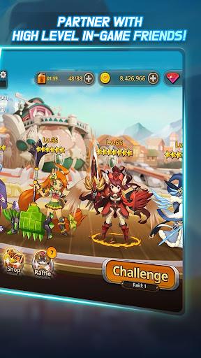 Crusader Attack poster