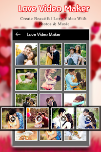 Love Video Maker - Romantic Video Maker with Music - náhled