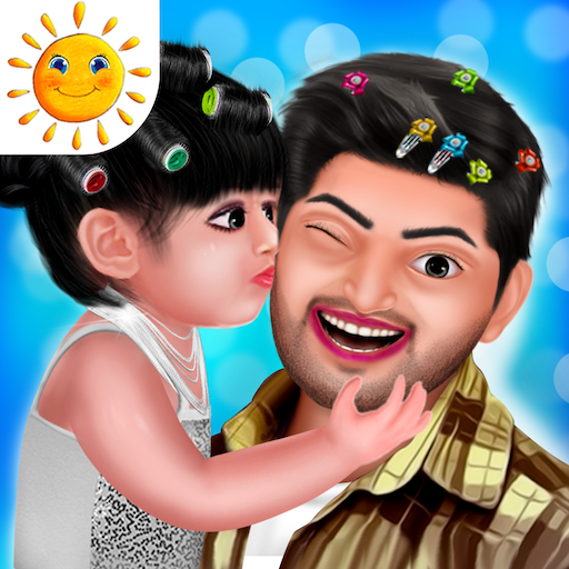 Aadhya's Spa Makeover Day With Daddy Android APK Download Free By Baby Aadhya Games