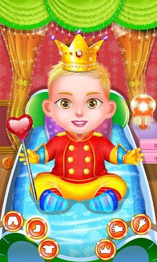玩免費休閒APP|下載女王出生遊戲的女孩 app不用錢|硬是要APP