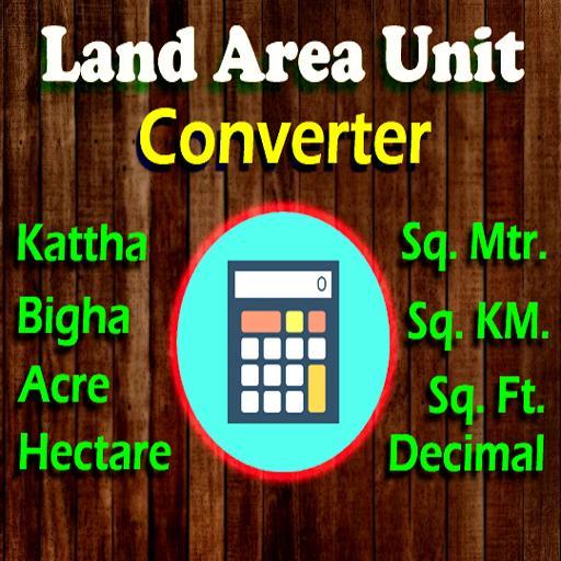 Land Area Unit Converter Android APK Download Free By SURAJ TECH STUDIO