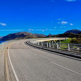by Stuart Parry - Transportation Roads
