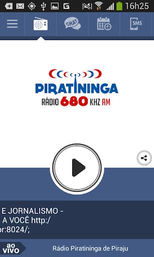 Rádio Piratininga de Piraju