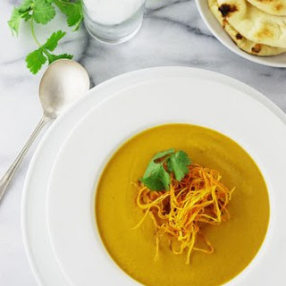 Butternut Curry Soup