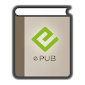 ePub Reader for Android icon