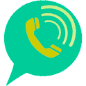 Caller & SMS Name Speaker icon