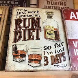 Rum by Linda Kocian - Food & Drink Alcohol & Drinks (  )