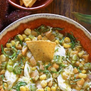 Mexican Chicken Tortilla Soup