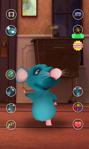 Talking Chef Mouse 1.1.1 screenshots 1
