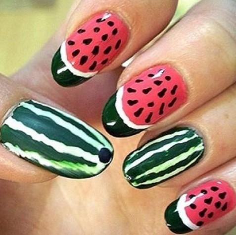 Nail Art Step By Designs