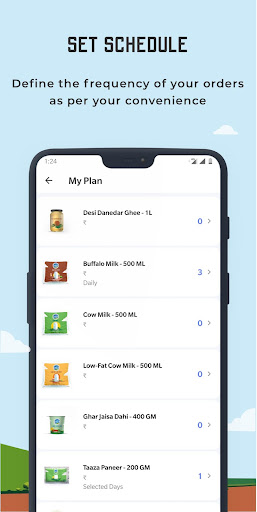 Country Delight - Online Milk Delivery App screenshots 3