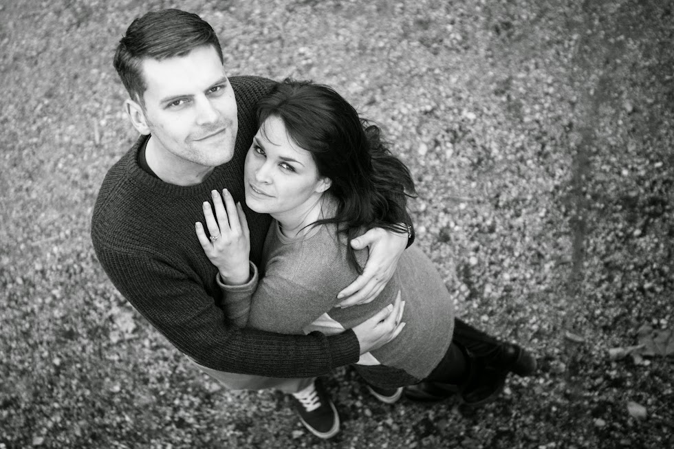 engagement-couple-black-and-white