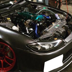 シルビア S15 H12 s14エンジン載せ替えのカスタム事例画像 ゆーとさんの2020年03月15日07:33の投稿