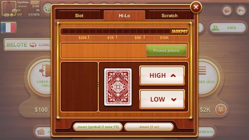 Coinche & Belote 11.0.69 screenshots 7