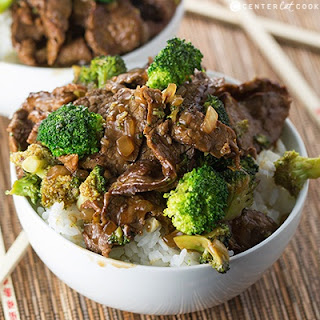 Broccoli Beef Stir Fry.