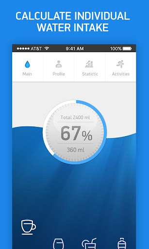 WaterCare: Water Reminder App