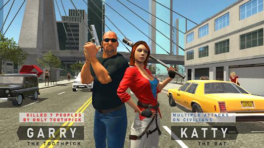 Crime Simulator Real Girl 1.04