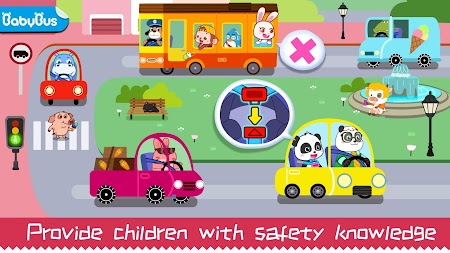 Baby Panda's Kids Safety APK screenshot thumbnail 1