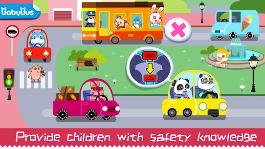 Baby Panda's Kids Safety 1