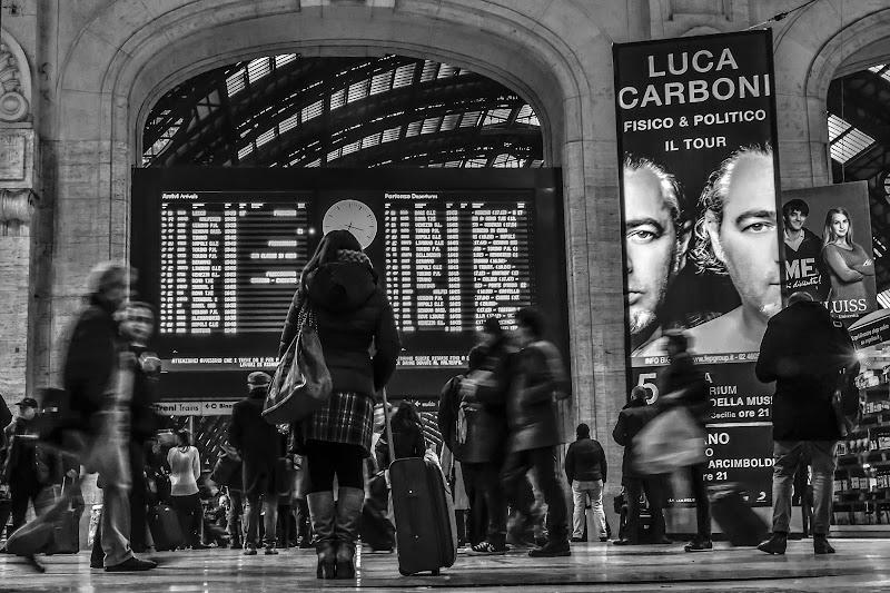 ...bon voyage! di Enrico Fermi Chicco
