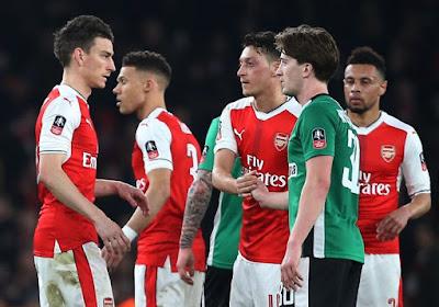 Un lourd dégraissage est à venir à Arsenal
