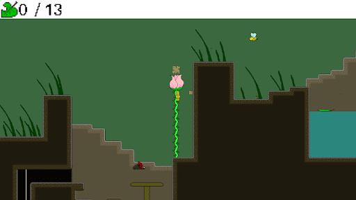 Caterpillar's Micro Adventure Demo  captures d'écran 2
