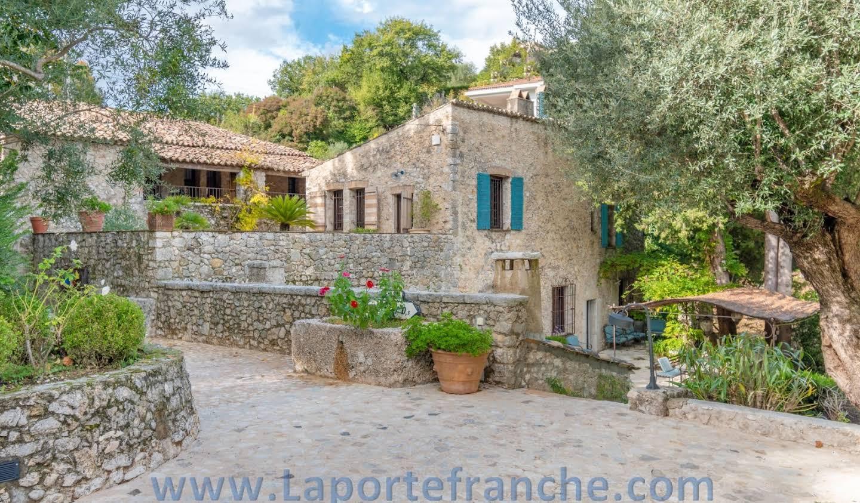 Maison avec piscine et terrasse Vence