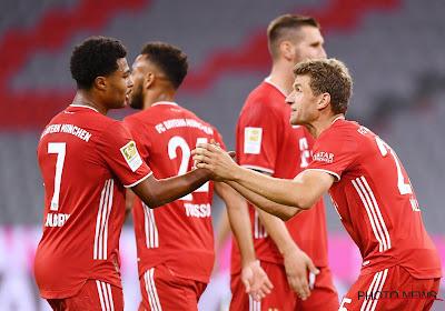 Bundesliga : Pour son premier match de la saison, le Bayern écrase Schalke