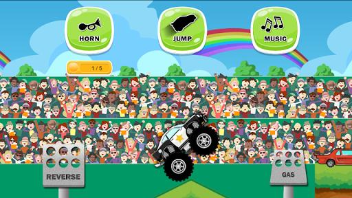 Monster Truck Game for Kids filehippodl screenshot 9