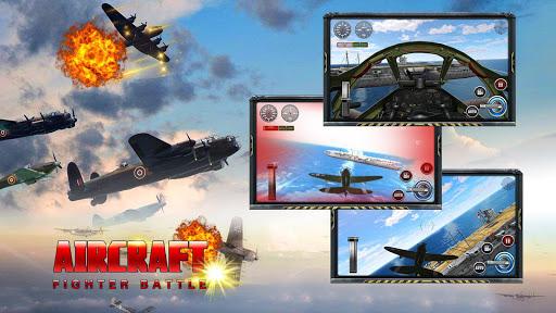 WWII aircraft combat 3D simulator 1.0.2 de.gamequotes.net 3