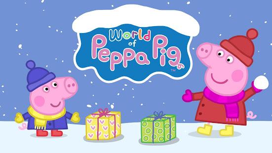 World Of Peppa Pig Apps En Google Play